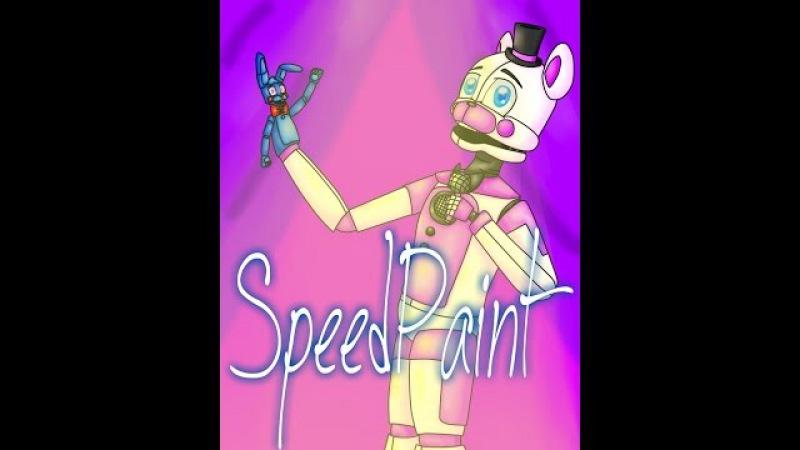 SpeedPaint FanTime Freddy