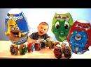 энгри бердз cюрпризы и монстры сюрпризы angry birds and monsters surprise eggs unboxing toys