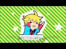 Kagamine Len - I Don't Care Who, Somebody Go Out With Me! [rus sub]
