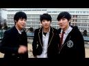 Наши молодые мальчики Чонгук , Чимин и Джей Хоп