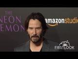 Keanu Reeves at Neon Demon LA premiere