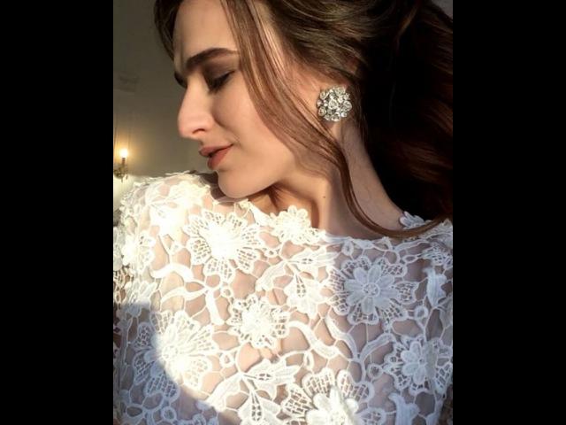 Свадебный образ для Оли
