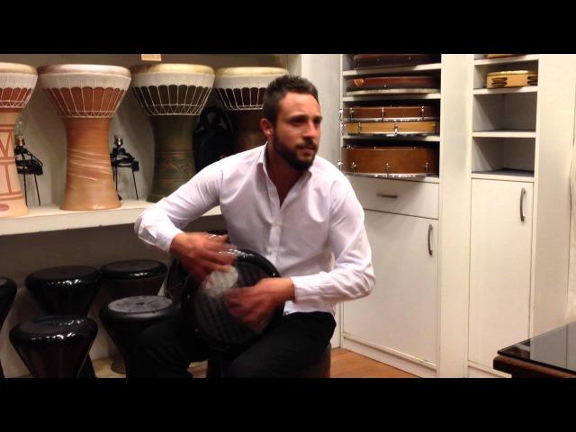 ERDEM DALKIRAN Emin Percussion 2016 New model Darbouka