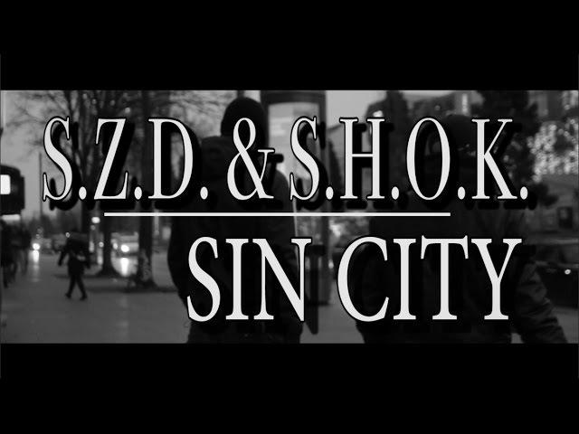 Hungrige Mäuler (S.Z.D. S.H.O.K.) - SIN CITY (VÖ 28.04.17)