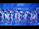 [4K]170520 대전고등학교100주년 기념행사 구구단(gugudan) 나 같은 애 (A Girl Like Me)