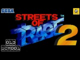 Streets of rage 2 (Bare Knuckle 2) – Let's Play (Old School) [SEGA]