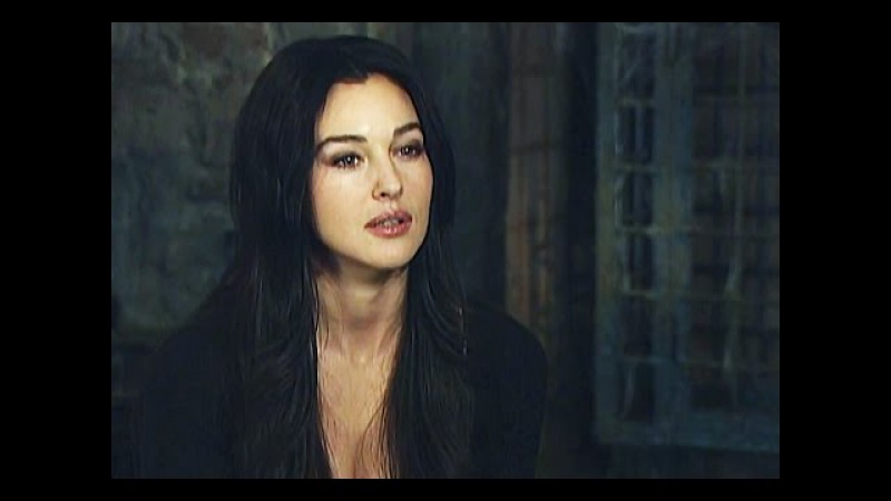 Monica Bellucci, Terry Gilliam - The Brothers Grimm