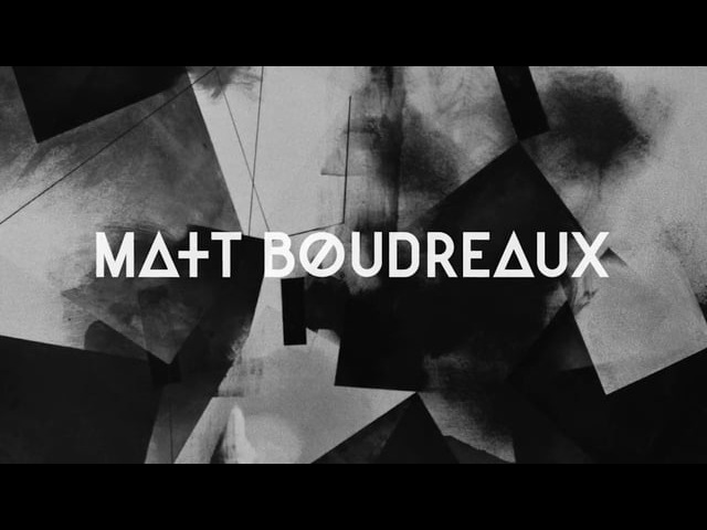 IPP SHAPESHFTR Matthew Boudreaux Full Part