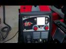 Сварочный инвертор TP 220 - сварка нержавеющей стали