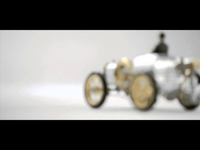 Böhm-Stirling sportscar AS4