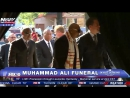 Похороны МУХАМЕДА АЛИ - FNN Loved Ones Arrive at Funeral Home Prior to Muhammad Ali Funeral Procession