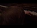 Юный моцарт в гостях у бабушки с дедушкой 7.05.2017