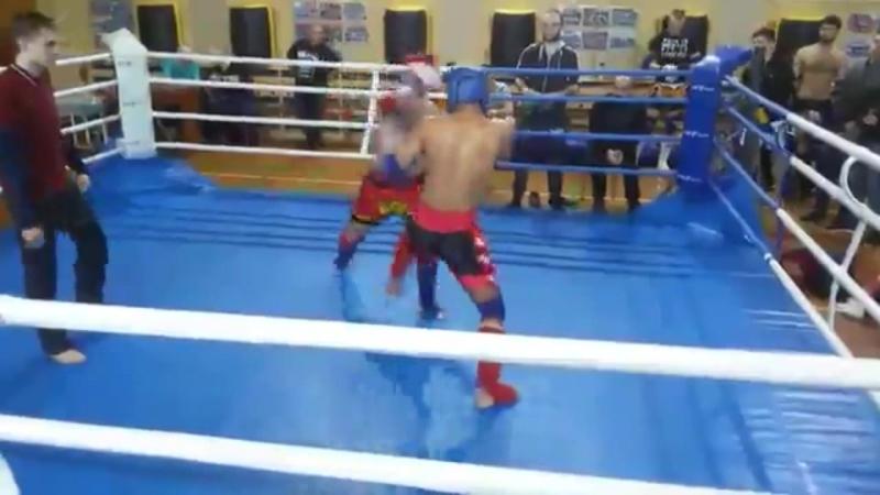 Эшонов Мухаммад, чемпионат России по бирманскому боксу