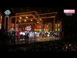 161101 Twice занимают первое место на M!Countdown и получают свою первую награду с TT.