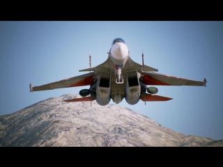 Ace Combat 7: Skies Unknown —трейлер
