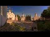Обитель Сергия. На последнем рубеже. (К 700-летию преподобного Сергия Радонежского)