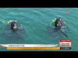 Найти диверсантов под водой: кадры учений военнослужащих РФ на Камчатке