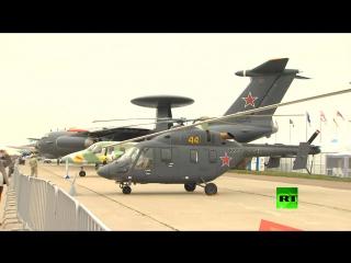 RT - Русский Военные самолеты и вертолеты Статическая На МАКС-2013 1080