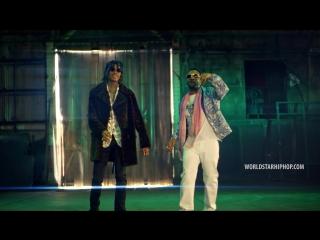 Juicy J & Wiz Khalifa – Cell Ready