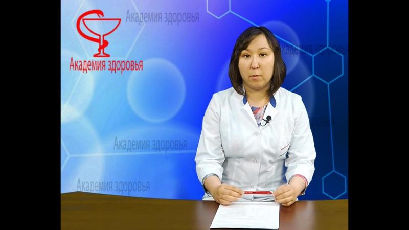 Врач-терапевт Красноселькупской ЦРБ Майя Шмыгалева - о профилактике бронхиальной астмы