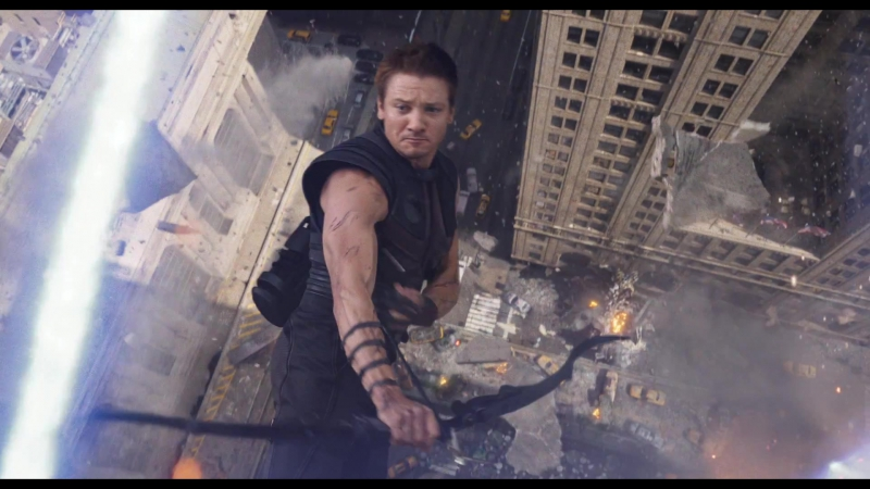 Мстители/The Avengers (2012) Ролик с Суперкубка №1 (дублированный)