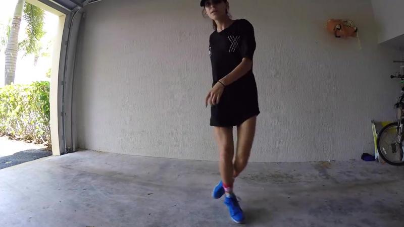 Elena Cruz - Shuffle Dance