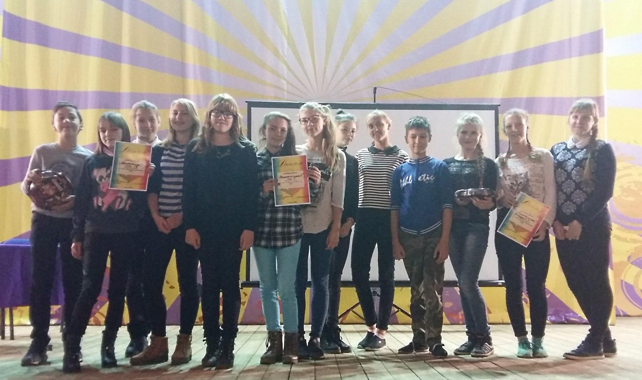 Молодежном Центре «Солнечный» состоялось второе мероприятие серии профилактических игр «КУБ»