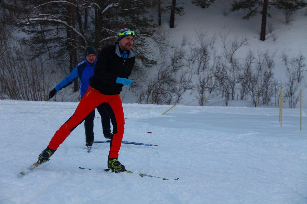 Тренер беговые лыжи Барнаул