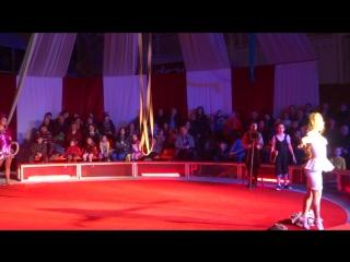 Спутник Пилигрим, 3 место на фестивале Огни Цирка, Литва , Шакяй