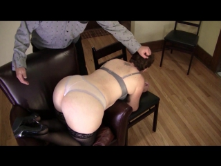 Lisettes jiggly ass spanked hd - big ass butts booty tits boobs bbw pawg curvy milf stockings