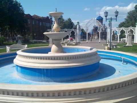 Житель Чистополя пожаловался на выключенные фонтаны – «Народный контроль»
