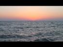 Восход солнца в Голубицкой