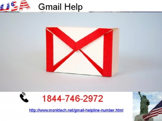 How to avail Gmail help instantly 1-844-746-2972?