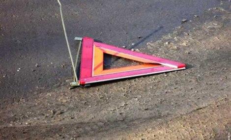 В Гусеве водитель «Опеля» сбил велосипедиста