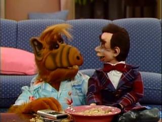 Alf Quote Season 2 Episode 23_Альф Пол и Таннеры