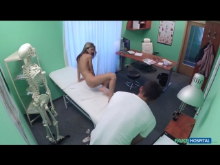 FakeHospital - Amber Deen (Shy Russian Cured by Cock Treatment) 12.02.16