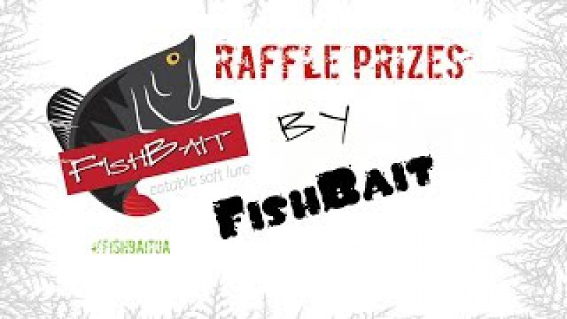 Raffle prizes by FISHBAITUA!