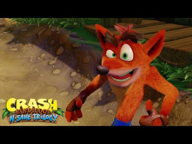 The Comeback Trailer | Crash Bandicoot® N. Sane Trilogy | Crash Bandicoot