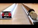 Very Fast Mechanical Mini Car vs Simplest Electromagnetic Train