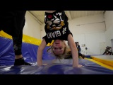 WowSport батутно-акробатический клуб (PROMO)