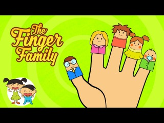 Finger Family Song   Daddy Finger   Nursery Rhymes Videos Baby Songs by Luke Mary