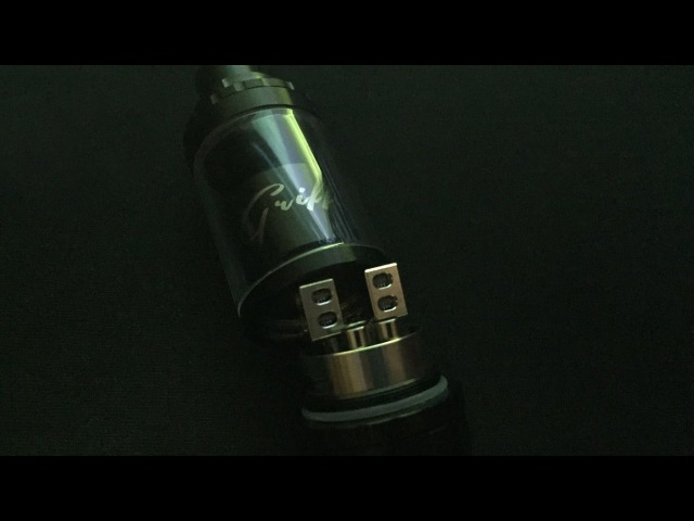 Тест-пар GeekVape Griffin 25 plus RTA – обзор, намотка