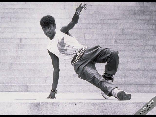 Urban Dance Legends: Boogaloo Shrimp (1980's-2010's)