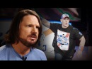 "[#My1] AJ Styles claims he'll make John Cena ""despise"" WWE after SummerSlam: Aug. 19, 2016"