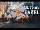 ULTRAS FAKEL VORONEZH CORTEO PYROSHOW 30 05 15