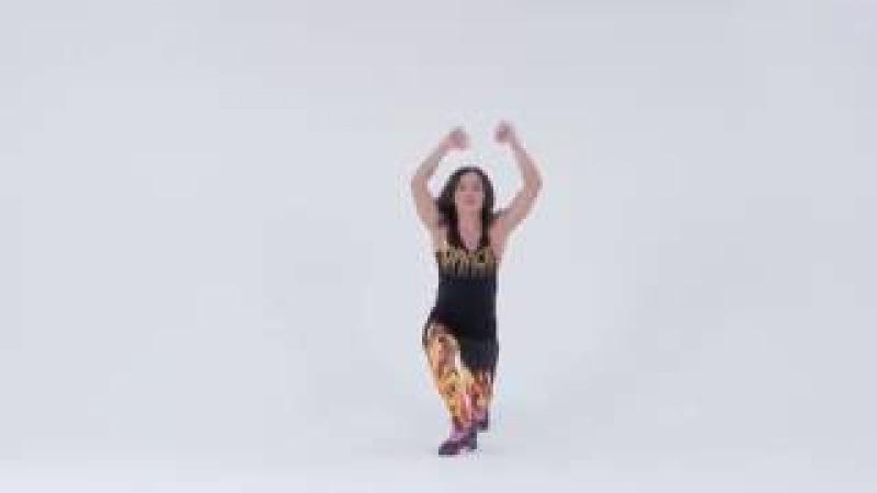 MIMS - Move (If You Wanna)Zumba Fitness Warm-Up choreo by Anora Mubarak
