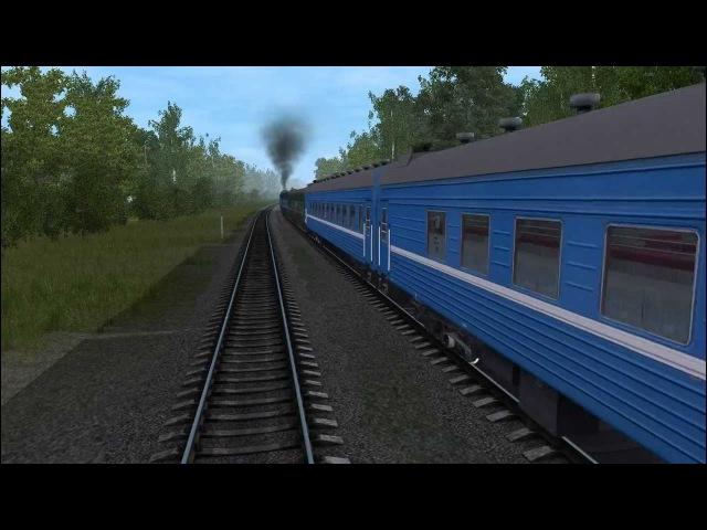 Trainz 2012 - Мосты - Балезино - Солнечная