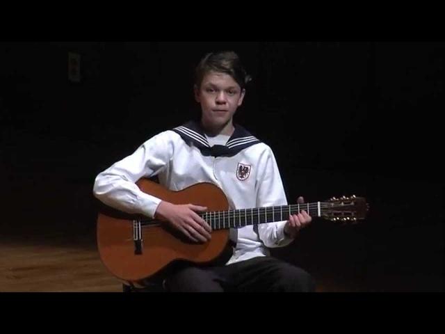 Vienna Boys Choir 2015 빈 소년 합창단 신년음악회 Edelweiss