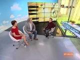 Олег Погудин на канале 100 интервью накануне Дня Победы