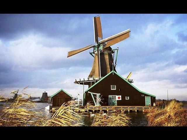 Интересные факты и история ветряных и водяных мельниц